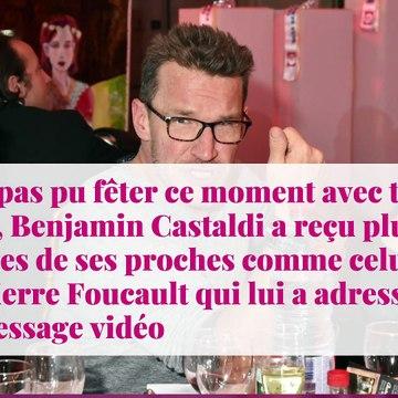 Benjamin Castaldi : Jean-Pierre Foucault lui adresse un beau message pour son anniversaire
