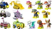 Preschool   Colors Video  - Paw Patrol Match Jungle Vehicles