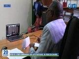 RTG/Covid 19 - Max Limoukou a pris part à une videoconférence avec L'OMS pour communiquer sur les stratégies de prise en charge