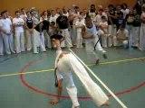 Grupo Capoeira Brasil em Belgica 2008
