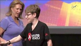 Casi 11 millones de nombres viajarán a Marte con el rover Perseverance