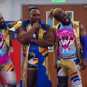 WWE The New Day Crushes Coach Kreeton