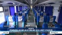 Pandemi Virus Corona, KAI Batalkan Perjalanan 28 Kereta Jarak Jauh per 1 April