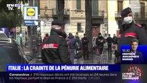 Coronavirus en Italie: la crainte de la pénurie alimentaire dans le sud du pays