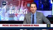 """L'acteur Michel Boujenah révèle en direct sur la chaîne i24News être touché par le virus : """"C'est comme si j'avais pris des coups de poing, c'est incroyable"""""""