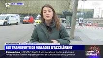 Coronavirus: à Nancy, des malades sont transférés vers la Nouvelle-Aquitaine