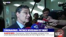 Coronavirus: Patrick Devedjian, président Les Rébuplicains du conseil départemental des Hauts-de-Seine est mort à l'âge de 75 ans