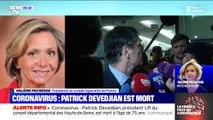 """Coronavirus: """"J'ai ressenti une immense tristesse en apprenant la nouvelle"""", Valérie Pécresse réagit à la mort de Patrick Devedjian"""