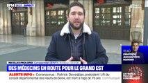 Coronavirus: 19 soignants sont partis de la Nouvelle-Aquitaine pour venir en renfort dans le Grand Est