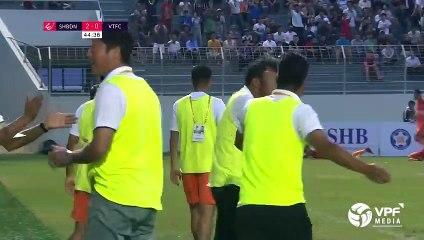 Đỗ Merlo - Siêu tiền đạo của DNH Nam Định tại V.League 2020 | VPF Media