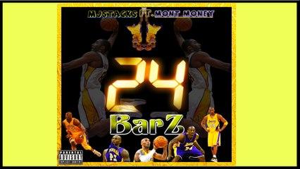 MJSTacKS x Mont Money - 24BarZ [ Prod. Purple Six Beats ]