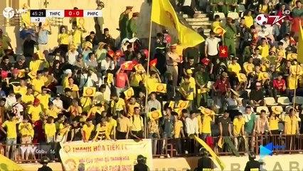Thanh Hóa - Phố Hiến FC | Play-Off V.League 2019 | Pha volley thần sầu cứu cả mùa giải | VPF Media
