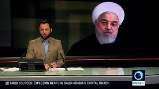 Rouhani: Infections on downward trend in some parts of country