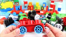 Thomas And Friends Play Lego Blocks Toy Train With Preschool Toys For Kids