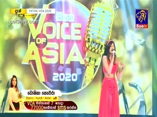 Siyatha Voice of Asia 2020 - 29-03-2020 Part 1