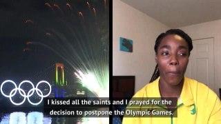 'I prayed every night for Olympics to be postponed' - Daisy Osakue