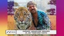 Gardner Minshew posts hilarious Tiger King spoof on Instagram