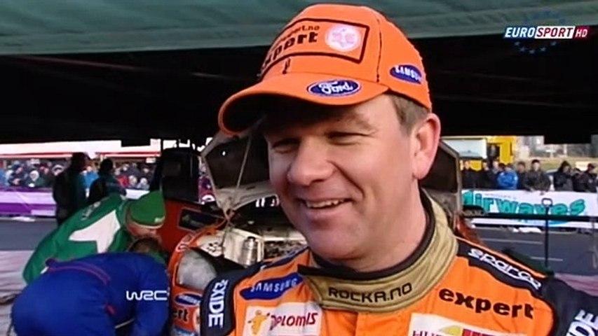 WRC 2009 R01 - Ireland - Day 3