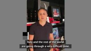 Felipe Massa delivers encouraging message to Italians suffering during coronavirus