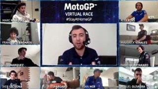 Marquez wins as MotoGP goes virtual