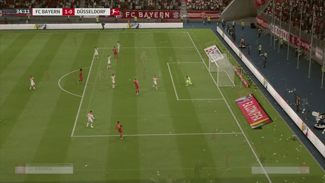 Bayern Munich - Düsseldorf : notre simulation FIFA 20 (Bundesliga - 28e journée)