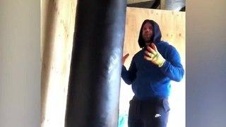 Violences conjugales : un boxeur dérape et apprend comment