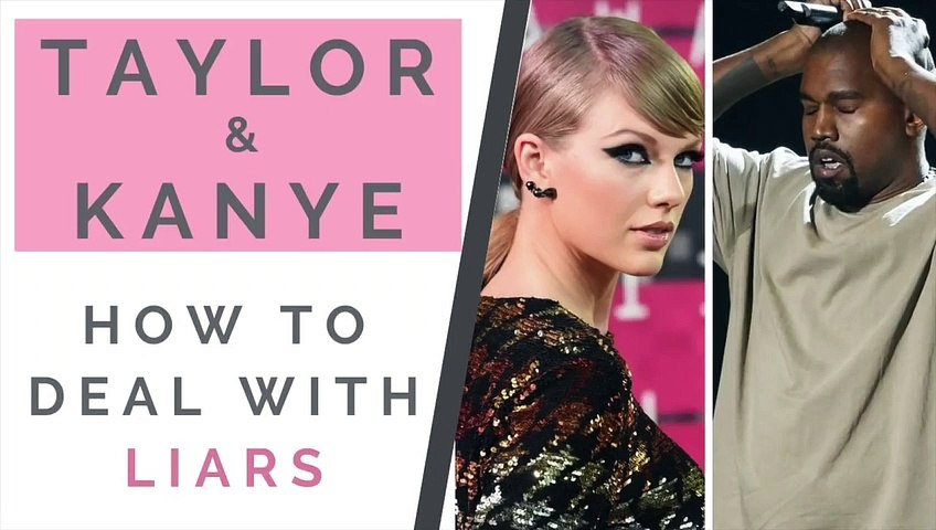 THE TRUTH ABOUT TAYLOR SWIFT & KANYE WEST'S PHONE CALL- How To Deal With Liars - Shallon Lester