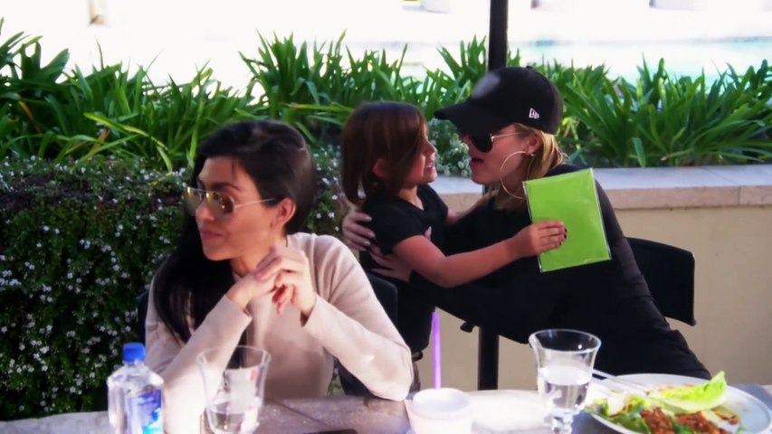 Khloé & Kourtney's Funniest Moments - Keeping Up With The Kardashians