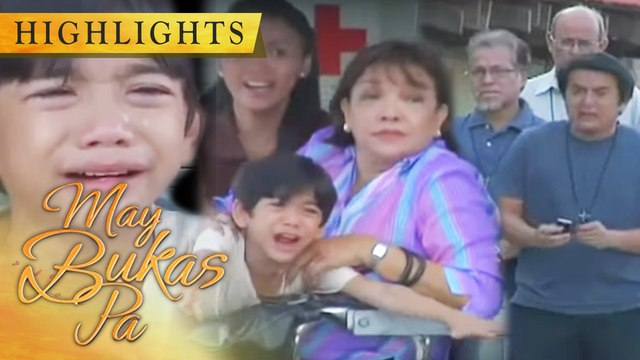 Santino gets taken away from the monastery | May Bukas Pa