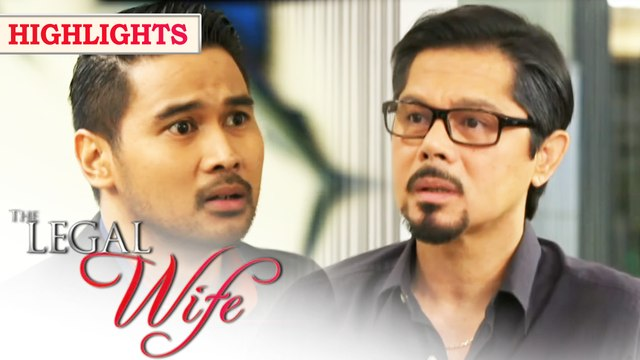 Javi, nagalit sa plano ng kanyang Ama kay Monica | The Legal Wife