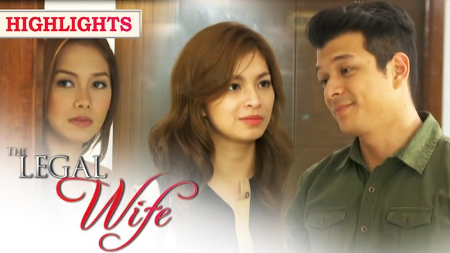 Monica, hiningi ang tulong ni Adrian kay Nicole | The Legal Wife