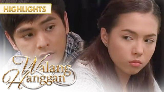 Daniel, humingi ng tawad sa kanyang nasabi kay Katerina | Walang Hanggan
