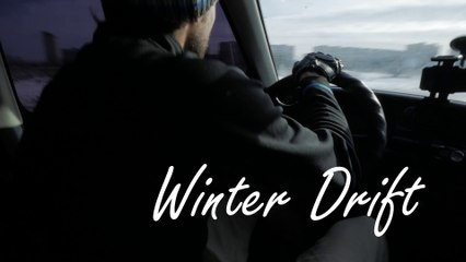 Winter Drift - Stock Footage b-roll