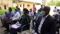 Coronavirus : Vaste opération  de nettoyage et de désinfection des rues d'Abidjan
