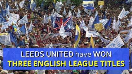 Leeds United. A brief history