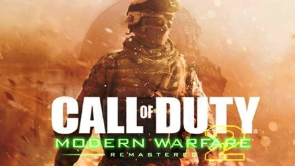 Modern Warfare 2 Remastered LEAK TRAILER!