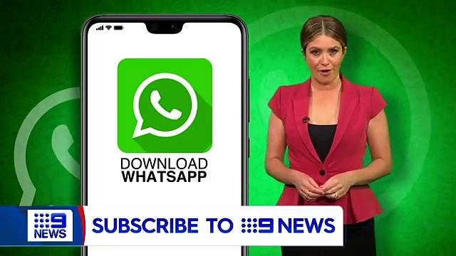 Australian Government launches new tool for coronavirus updates – Nine News Australia