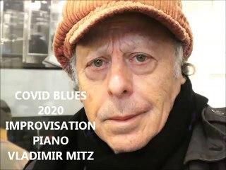covid 2020 improvisation piano vladimir mitz