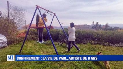 Confinement : la vie d'un enfant autiste