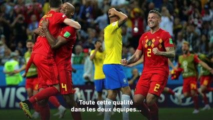 [Exclusif France Football] Tite et le quart de finale Brésil-Belgique en 2018 : «Il m'empêche de dormir»