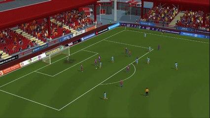(eNational-J29) GFC Ajaccio 0 - 2 Laval, les buts Tango