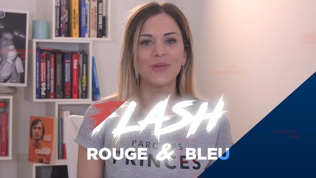 Flash Rouge & Bleu - Cavani, Sigurdsson et Hoarau