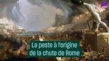 La peste à l'origine de la chute de Rome - #CulturePrime