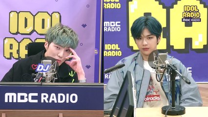 [IDOL RADIO] YOON&KANG DANIEL self-introduction 20200330