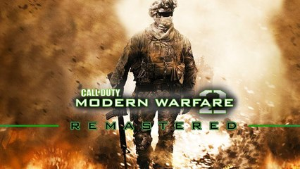 """Modern Warfare 2 Campaign Remastered """"S.S.D.D."""" Gameplay (MW2 Remastered First Mission Walkthrough) LEAK"""