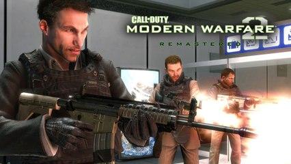 """Modern Warfare 2 Campaign Remastered """"NO RUSSIAN"""" Gameplay (MW2 Remastered No Russian Walkthrough) LEAK"""
