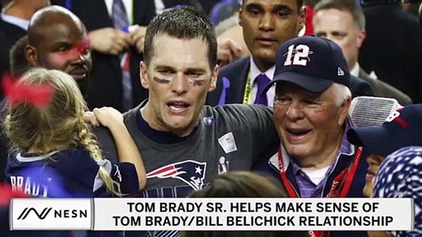 Tom Brady Sr. Clears Air On Tom Brady And Bill Belichick Relationship
