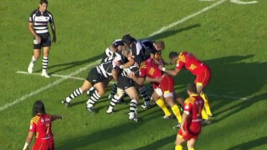 Rugby : Video - 1 jour 2 essais : l'essai de 80 mètres de Gerhard Vosloo