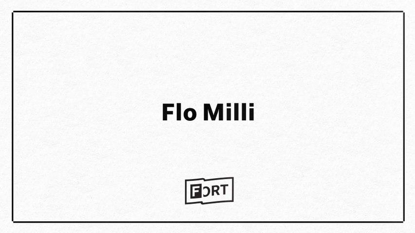 Flo Milli - Digital FADER FORT