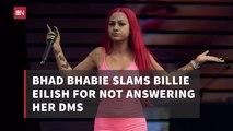 Bhad Bhabie Wants Billie Eilish To Respond